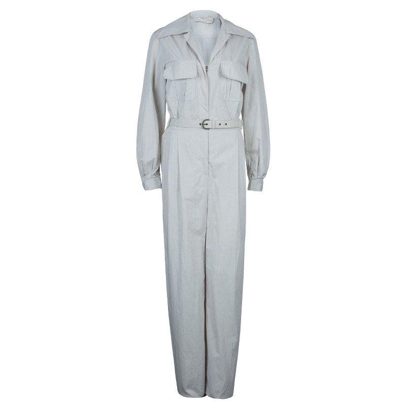 cf3416438479 Buy Stella McCartney Light Grey Jumpsuit M 79601 at best price