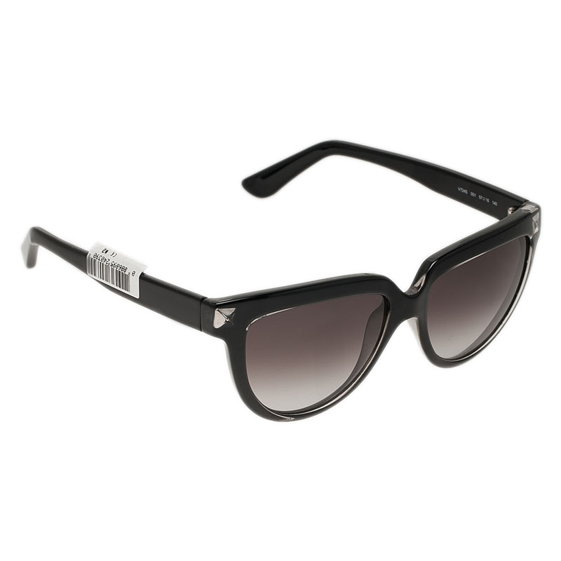 507421c32f0f0 ... Valentino Black V724S Rockstud Cat Eye Sunglasses. nextprev. prevnext