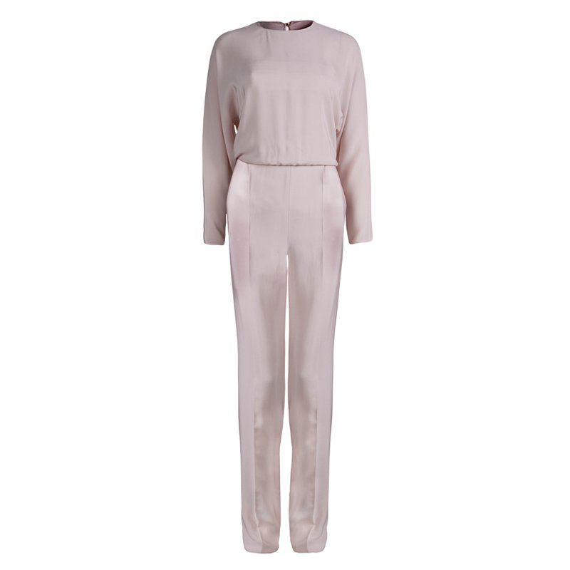 4a2af09df5b ... Valentino Pastel Pink Silk Long Sleeve Jumpsuit M. nextprev. prevnext