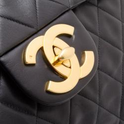 Chanel Vintage XL Maxi Flap Bag