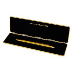 Caran d'Ache 849 Goldbar Ballpoint Pen