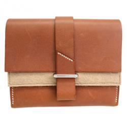 ... australia hermes beige barenia leather honore bifold wallet 50f7e f8f97 cb3b401eb6d06