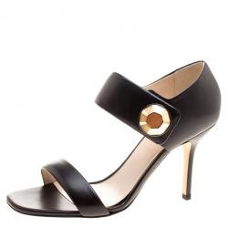 Pre-owned - Leather sandals Christopher Kane