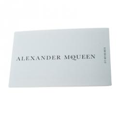 Alexander McQueen Camo Nylon Dancing Skeleton Backpack