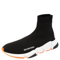 Balenciaga White Speed Trainers Size 40