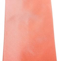 Boss by Hugo Boss Orange Silk Traditional Tie
