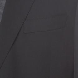 Boss by Hugo Boss Black Wool Pasolini/Movie Suit 2XL