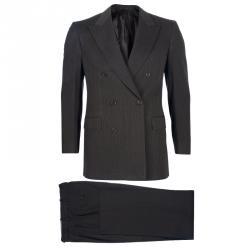 Brioni Men's Green Wool Suit M