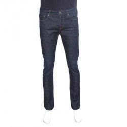 4a8d9112c1d2 Burberry Brit Indigo Dark Wash Denim Slim Fit Jeans M