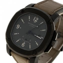 520b06205 أشتري مستعملة أصلية بربري ساعات للً رجال أونلاين | TLC