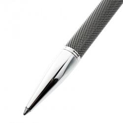 Caran D'Ache Varius Ivanhoe Silver Plated Ballpoint Pen