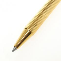 Santos De Cartier Gold Plated Ballpoint Pen