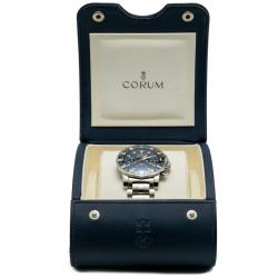 Corum Blue Colomb Admiral'S Cup Navy Limited Edition Of 999 Chronograph Men's Watch 44MM