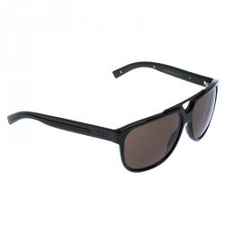 Dior Homme Cactus Green/ Green Black Tie 152FS Rectangular Sunglasses