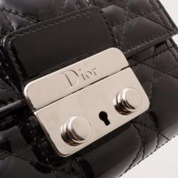 Dior Black 'Miss Dior' Wallet