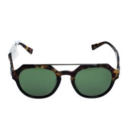 Dolce & Gabbana Havana/Green DG4313F Sunglasses