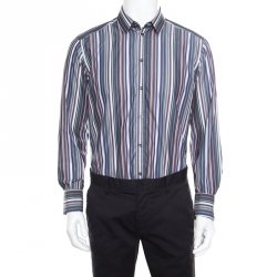 fe389cd4bc Buy Pre-Loved Authentic Dolce and Gabbana Shirts for Men Online | TLC
