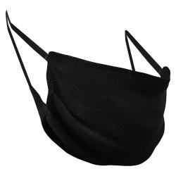 Non-Medical Handmade Black Cotton Face Mask - Pack Of 10 (Available for UAE Customers Only)