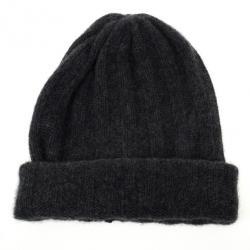 Giorgio Armani Grey Cashmere Hat