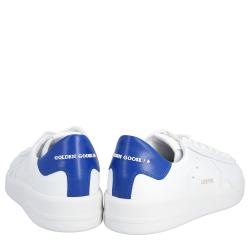 Golden Goose White Purestar Sneakers Size 43