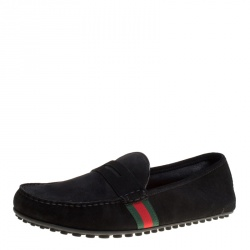 c74a02209df Buy Pre-Loved Authentic Gucci Loafers   Moccasins for Men Online
