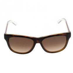 cc287976dfe Gucci Brown  Brown Gradient Bio Based GG3709 S Wayfarer Sunglasses