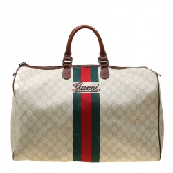 e9315c2f26dd Buy Pre-Loved Authentic Gucci Duffel bags for Men Online | TLC