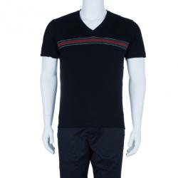 2197c2e78ea0 Buy Pre-Loved Authentic Gucci Polos/T-Shirts for Men Online | TLC