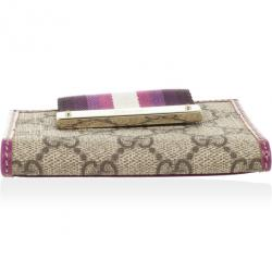 Gucci Ladies Web Medium Wallet