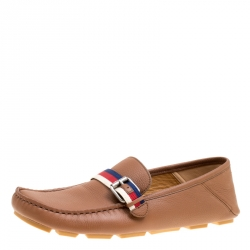 405ff98e4d5 Buy Pre-Loved Authentic Gucci Loafers   Moccasins for Men Online