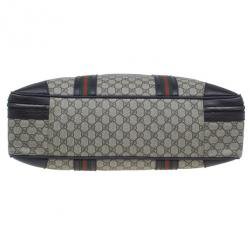 Gucci Original GG Canvas Carry On Travel Bag