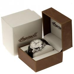Ingersoll Cream Stainless Steel Nuroo Limited Edition Men's Wristwatch 47MM