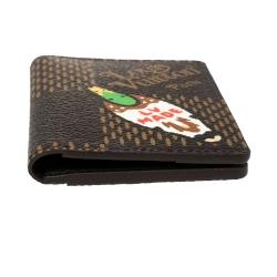 Louis Vuitton x Nigo Damier Ebene Giant Canvas Pocket Organiser