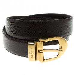 ce205e013f75 Buy Pre-Loved Authentic Louis Vuitton Belts for Men Online