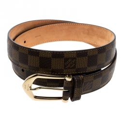 5bde7f199f43 Buy Pre-Loved Authentic Louis Vuitton Belts for Men Online