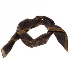 216370f6ef8 Buy Pre-Loved Authentic Louis Vuitton Scarves for Men Online | TLC