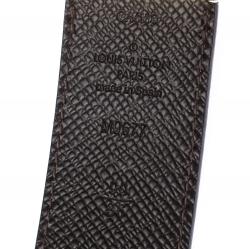 Louis Vuitton Damier Ebene Reversible Belt 90CM