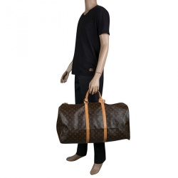 Buy Pre-Loved Authentic Louis Vuitton Duffel bags for Men Online  47e98c109148f
