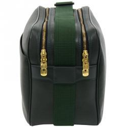 9dd0dff5fd7dd Louis Vuitton Epicea Taiga Leather Reporter Bag