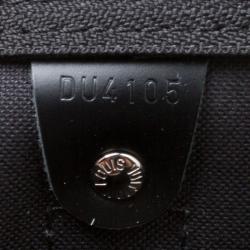 Louis Vuitton Damier Graphite Canvas Keepall Bandouliere 55 Bag