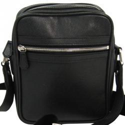 7242c6a1531b Louis Vuitton Ardoise Taiga Leather Dimitri Alezian Messenger Bag
