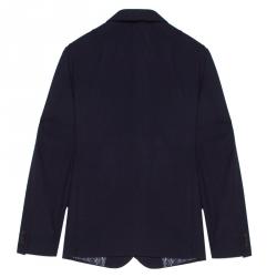aec7f3053998 Louis Vuitton Uniforms Navy Blue Wool Slim Blazer XS