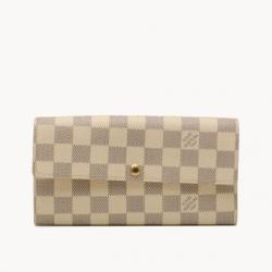 Louis Vuitton Sarah Wallet Damier Azur