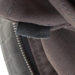 Louis Vuitton Black Damier Infini Leather Michael NM Backpack Bag