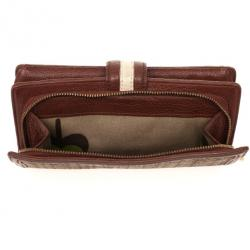 Marc by Marc Jacobs Monogram Continental Wallet