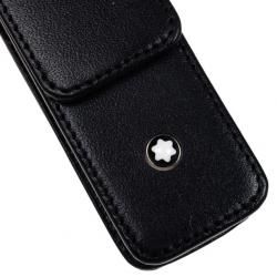 Montblanc Meisterstuck Leather Sienna Single Pen Pouch