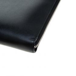 Montblanc Black Leather Document Case