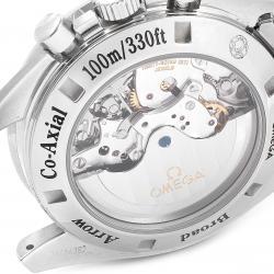 Omega Black Stainless Steel Speedmaster Broad Arrow 1957 321.10.42.50.01.001 Men's Wristwatch 42 MM