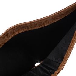 Porsche Design Brown Leather Bifold Wallet