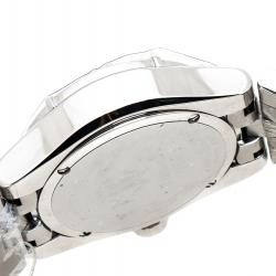 Roberto Cavalli Black Stainless Steel Diamond Time R7253116525 Men's Wristwatch 41 mm